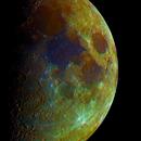 Moon in technicolor,                                Janos Barabas