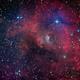 NGC 7635 HaRGB,                                Alvaro Fornas
