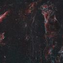 Veil nebula in HOO,                                chuckp