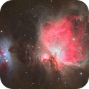M42 - The Great Orion Nebula,                                Mikko Viljamaa