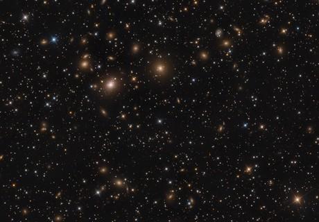 NGC1272&NGC1275,                                  Andrei Ioda