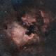 NGC7000 - L(Ha)RGB,                                Nikola Milicev