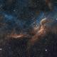 Propeller Nebula,                                Jim Matzger