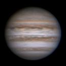 Jupiter 20 May 2017,                                LacailleOz