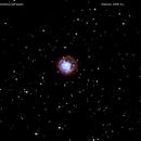 ngc6781 nebulosa planetaria  nell'aquila  distanza 2600 A.L.,                                Carlo Colombo