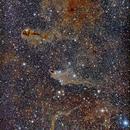 Region Around the Dark Shark Nebula,                                David Elmore