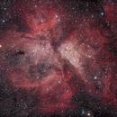 Eta Carinae - NGC 3372,                                Walter Gröning