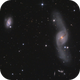 NGC 3718 - twisted spiral in Ursa Major,                                Michael S.