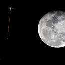 Conjunção Lua e Saturno,                                Geovandro Nobre