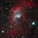 NGC 7635,                                Siegfried Hold