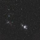 The Orion Constellation,                                Rian Bergen