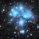 M45 Pleiades,                                Mark Carter