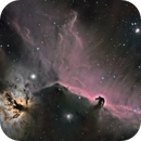 Horse Head and Flame Nebula,                                Juan B. Torre Valle