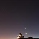 M45 Moon Venus,                                HAL_9000