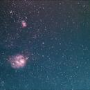 Laguna Nebula,                                Aydın