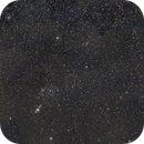 ORION (wide field) in city light pollution,                                Cyril NOGER