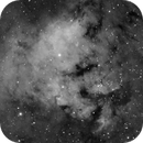 NGC 7822 in Ha,                                Alan Hancox