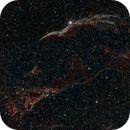 Western Veil Nebula and Pickering's Triangle,                                Karoy Lorentey