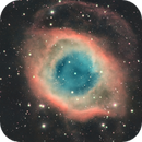 Helix nebula - NGC7293,                                Giulio
