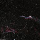 Western Veil Nebula, Kemal Öz