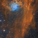 Flaming Star Nebula IC 405,                                Stefan Westphal