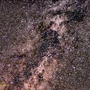 Part of the Milky Way in the constellation Cygnus,                                Hans-Peter Olschewski
