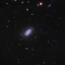 NGC 4725,                                Rodrigo