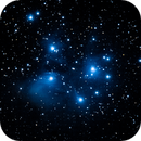 First try at Pleiades,                                Jeff Marston