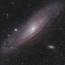 M31, The Andromeda Galaxy,                                Vlaams59