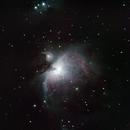 La nébuleuse d'Orion, M42,                                david30