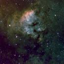 NGC 7822, SHO,                                  Stephen Garretson