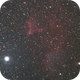Gamma Cassiopeiae Nebula IC 59 and IC 63,                                Killie