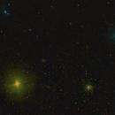 Grand champ sur ANTARES, M4 et NGC6144,                                Thomas LELU