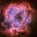 Rosette Nebula,                                buckahh
