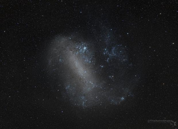 Large Magellanic Cloud (LMC),                                Cory Schmitz