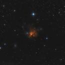 NGC1579,                                  Kirchen Claude
