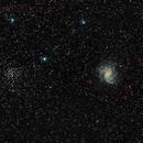 NGC6946 + NGC6939,                                Riccardo Crescimbeni