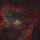 IC 1805 Heart Nebula,                                Valerio Avitabile