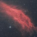 California nebula,                                Maurizio Fortini
