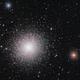 M13  -  LRGB,                                Lars Stephan