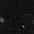 NGC 6946 & 6939,                                H.Chris