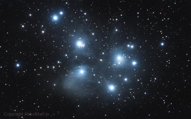 M45,                                AstroMarcin