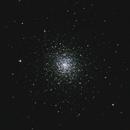 M92 Globular Cluster,                                Gernot Schreider