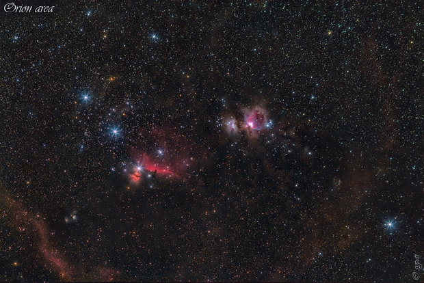 Orion area,                                Pavel (sypai) Syrin
