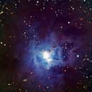 Iris Nebula,                                astrokev