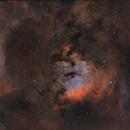 NGC 7822,                                SkyEyE Observatory