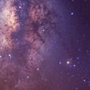 Scorpius & The Galactic Core,                                Ahmed Waddah