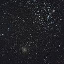 NGC 2158 M35,                                Juergen