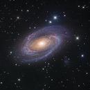 M81 HaLRGB,                                  Kevin Morefield