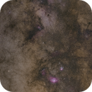 Milky Way Wide-Field Centered on M24,                                Grant Twiss
